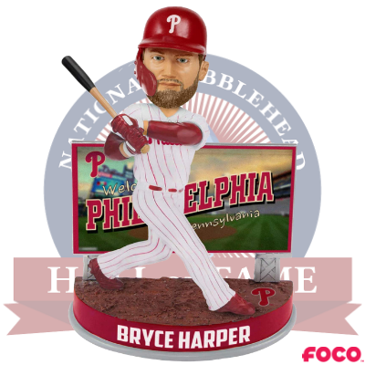 Bryce Harper Philadelphia Phillies Billboard Bobblehead