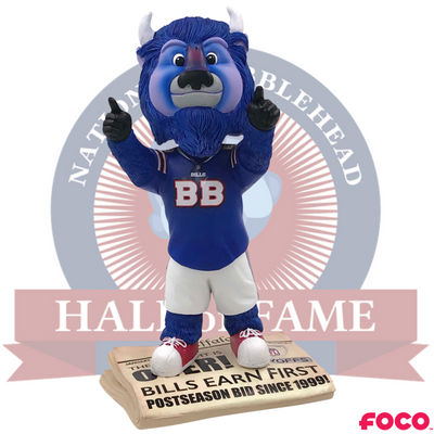 Buffalo Bills 2017 Playoff Drought Bobblehead