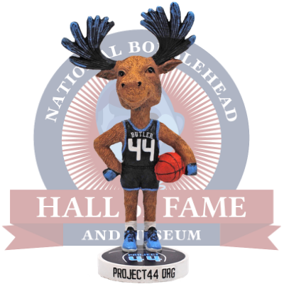 Project 44 Moose Butler Bulldogs Bobblehead