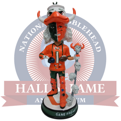 Cane Freak Bobblehead - National Bobblehead HOF Store