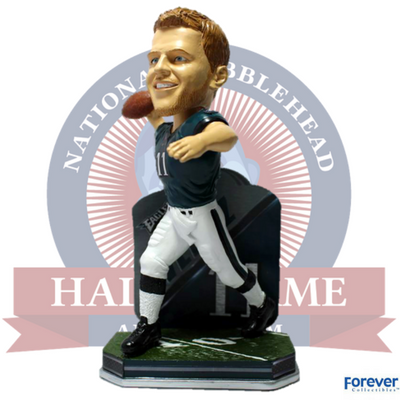 Carson Wentz Philadelphia Eagles Bobblehead - National Bobblehead HOF Store