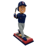 Chicago Cubs 2016 World Series Ticket Base Bobbleheads