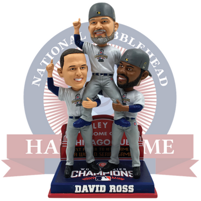 David Ross Tribute Bobblehead - National Bobblehead HOF Store