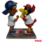 Chicago Cubs vs. St. Louis Cardinals Rivalry Bobblehead - National Bobblehead HOF Store