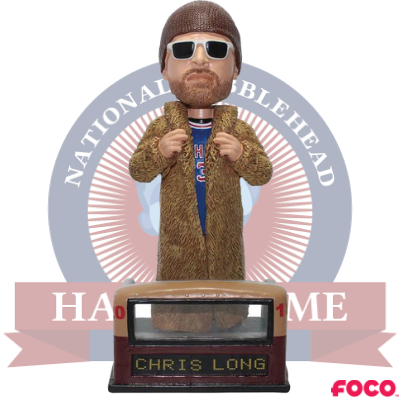 Chris Long Philadelphia Eagles Parade Celebration Bobblehead