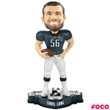 Chris Long Philadelphia Eagles Super Bowl LII Champions Bobblehead