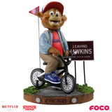 Chicago Cubs - Clark - Mascot on Bike