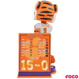 Clemson Tigers National Champions Special Edition Bobbleheads (Presale)