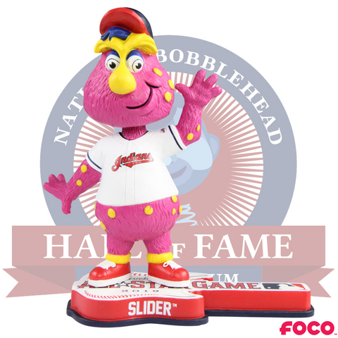 2019 MLB All-Star Game Cleveland Indians Mascot Bobblehead (Presale)