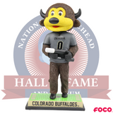 Colorado Buffaloes T-Shirt Cannon Bobblehead