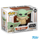 Funko Star Wars Baby Yoda The Mandalorian Pop! Bobbleheads