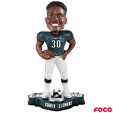 Corey Clement Philadelphia Eagles Super Bowl LII Champions Bobblehead