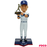 Los Angeles Dodgers 2020 World Series Champions Bobbleheads
