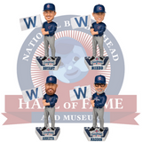 Chicago Cubs 2016 World Series Fly the W Bobbleheads - National Bobblehead HOF Store