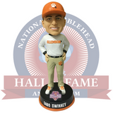 Clemson Tigers Dabo Swinney NCAA College Football National Champions Bobblehead - National Bobblehead HOF Store