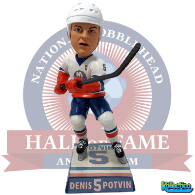 Denis Potvin New York Islanders Bobblehead