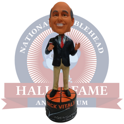 Dick Vitale Talking Bobblehead - National Bobblehead HOF Store