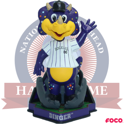 Colorado Rockies Special Edition Bobbleheads