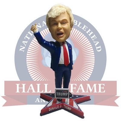 Donald Trump for President Bobblehead - National Bobblehead HOF Store