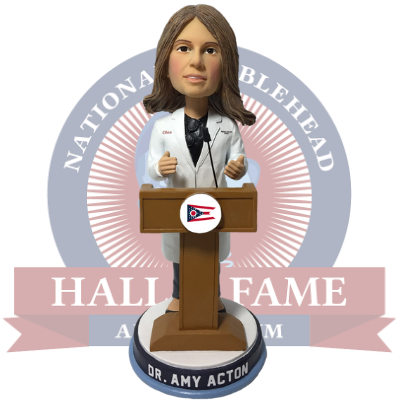 Dr. Amy Acton Bobblehead (Presale)