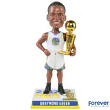Draymond Green Golden State Warriors 2017 NBA Champions Bobbleheads - National Bobblehead HOF Store
