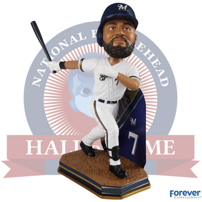 Eric Thames Milwaukee Brewers Bobblehead (Presale)