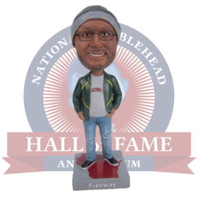 Freeway Bobblehead - National Bobblehead HOF Store