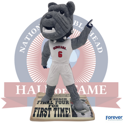 Gonzaga Bulldogs 2017 Final Four Bobblehead - National Bobblehead HOF Store