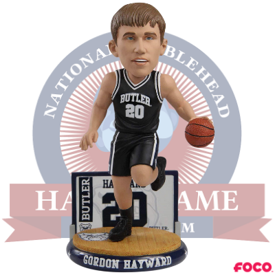 Gordon Hayward Butler Bulldogs Bobblehead