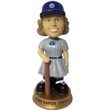 All-American Girls Professional Baseball (AAGPBL) Vintage Bobbleheads