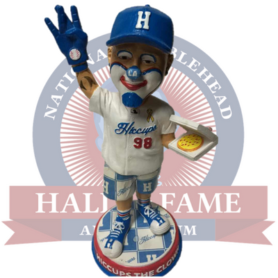 Hiccups the Clown Bobblehead - National Bobblehead HOF Store