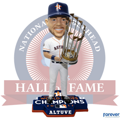 Houston Astros 2017 World Series Champions Bobbleheads (Presale)
