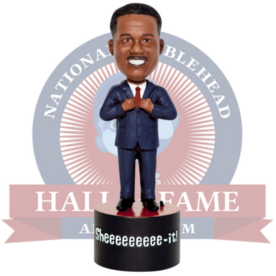 Isiah Whitlock, Jr. 3rd Edition Talking Sheeeeeeeeeit Bobblehead (Presale) - National Bobblehead HOF Store