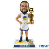JaVale McGee Golden State Warriors 2017 NBA Champions Bobbleheads - National Bobblehead HOF Store