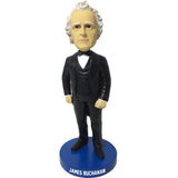Presidential Bobbleheads - The Neglected Presidents (Presale)