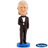 James K. Polk Bobblehead