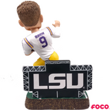 Joe Burrow LSU Tigers Scoreboard Bobblehead (Presale)