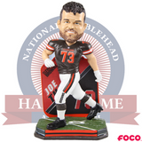 NFL Name and Number Bobbleheads