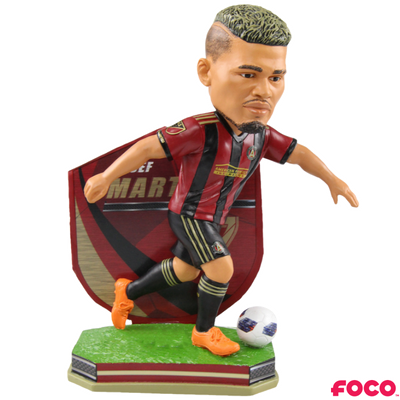 Atlanta United FC Name and Number Bobbleheads (Presale)