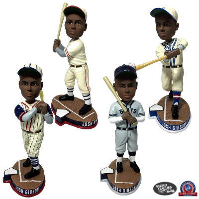 Negro Leagues Special Edition Bobbleheads