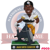 JuJu Smith-Schuster Pittsburgh Steelers Bike Celebration Bobblehead