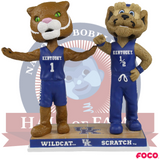 College Mascot Dual Bobbleheads