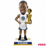 Golden State Warriors 2018 NBA Champions Bobbleheads