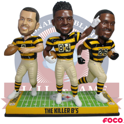 Pittsburgh Steelers Killer B's Bobblehead (Presale)