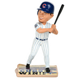 Chicago Cubs 2016 World Series Newspaper Bobbleheads - National Bobblehead HOF Store