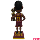 Cleveland Cavaliers 2016 NBA Champions Wine Jersey Bobbleheads - National Bobblehead HOF Store