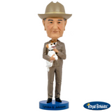 Lyndon B. Johnson Bobblehead