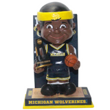 NCAA College Basketball National Champions Mascot Bobbleheads
