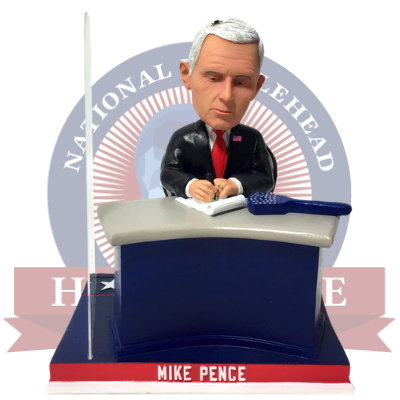 Mike Pence Fly Bobblehead (Presale)