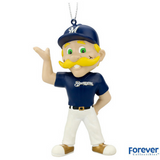 Mascot Bobblehead Ornaments - National Bobblehead HOF Store